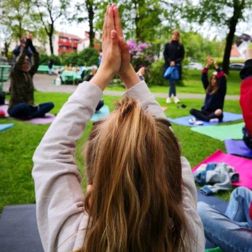 Ditt yogastudio i Haugesund for barn og skole